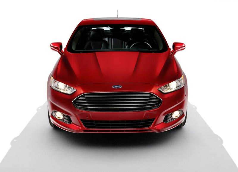 Ford Fusion Exterior Front
